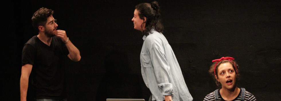 MINERVA By Matt Barbot  Directed by Marisa Brau-Reyes