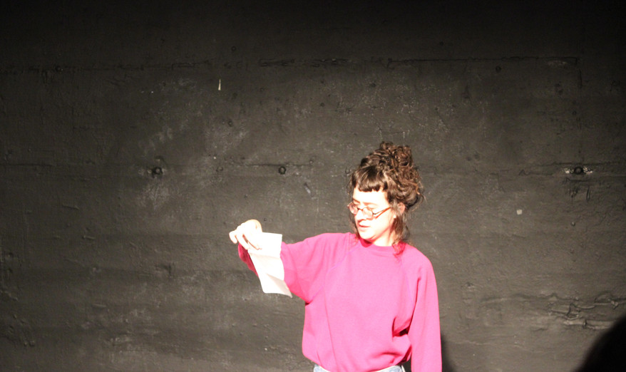MY UGLY KID by Jeana Scotti, directed by Sebastian Pray