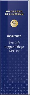 INSTITUTE Pro Lift Lippen Pflege SPF 10