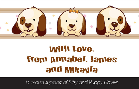 Kitty & Puppy Haven Dogs A