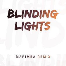 Blinding Lights Marimba Remix Ringtone f
