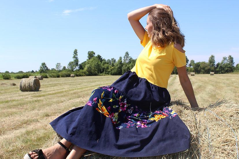Duga haljina W20901