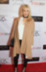 Stassi Schroeder with Morgan Clifford coat