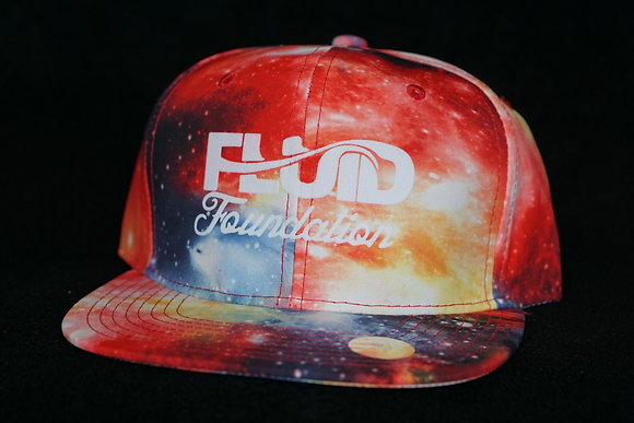 SOLID SPACEY HAT RED