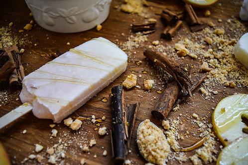 Apple Crumble Pie (Vanilla Base)