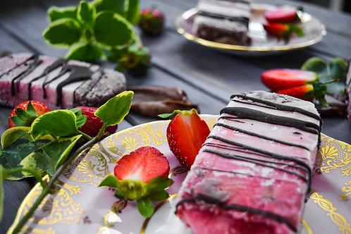 Strawberry Nutella (Parfait Base)