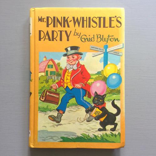 enid books Vintage blyton