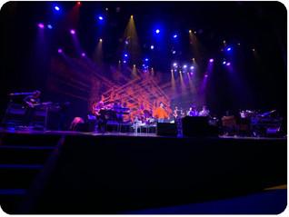 中野サンプラザでゴダイゴのコンサート
