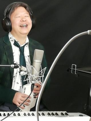 ゴダイゴの吉澤洋治にリモートで参加してもらって、生配信ライブ第12弾をやった。