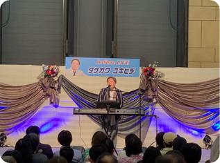 沖縄でインストアライブして来ました。