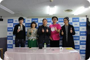 タケカワユキヒデ マネージャー物語トークイベント