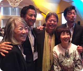 東京学生英語劇連盟《MP》の50周年記念パーティー