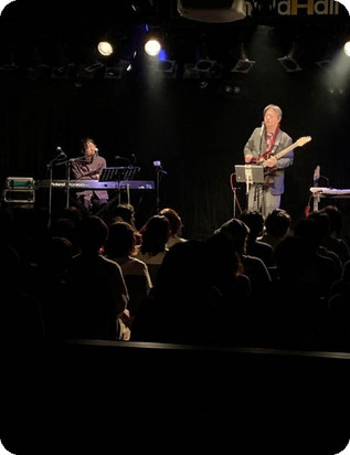 僕のソングブック~カヴァーズpart27 & HELLO / GOOD NIGHT の大阪公演をして来ました。