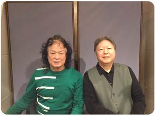 USENの僕の番組、 昭和ちゃんねる の金曜日で、喜納昌吉さんをゲストに迎えて、お話しをたくさんお聞きしました。