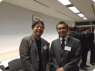 宇宙飛行士の若田さんに会いました。
