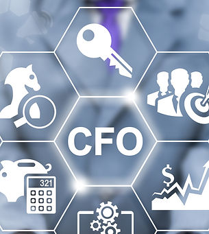 CFO - Chief Financial Officer business c