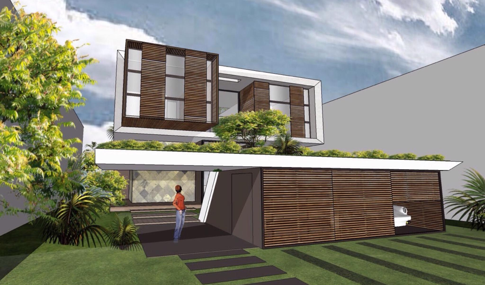 Casa em Alphaville 500 m2 - RJ