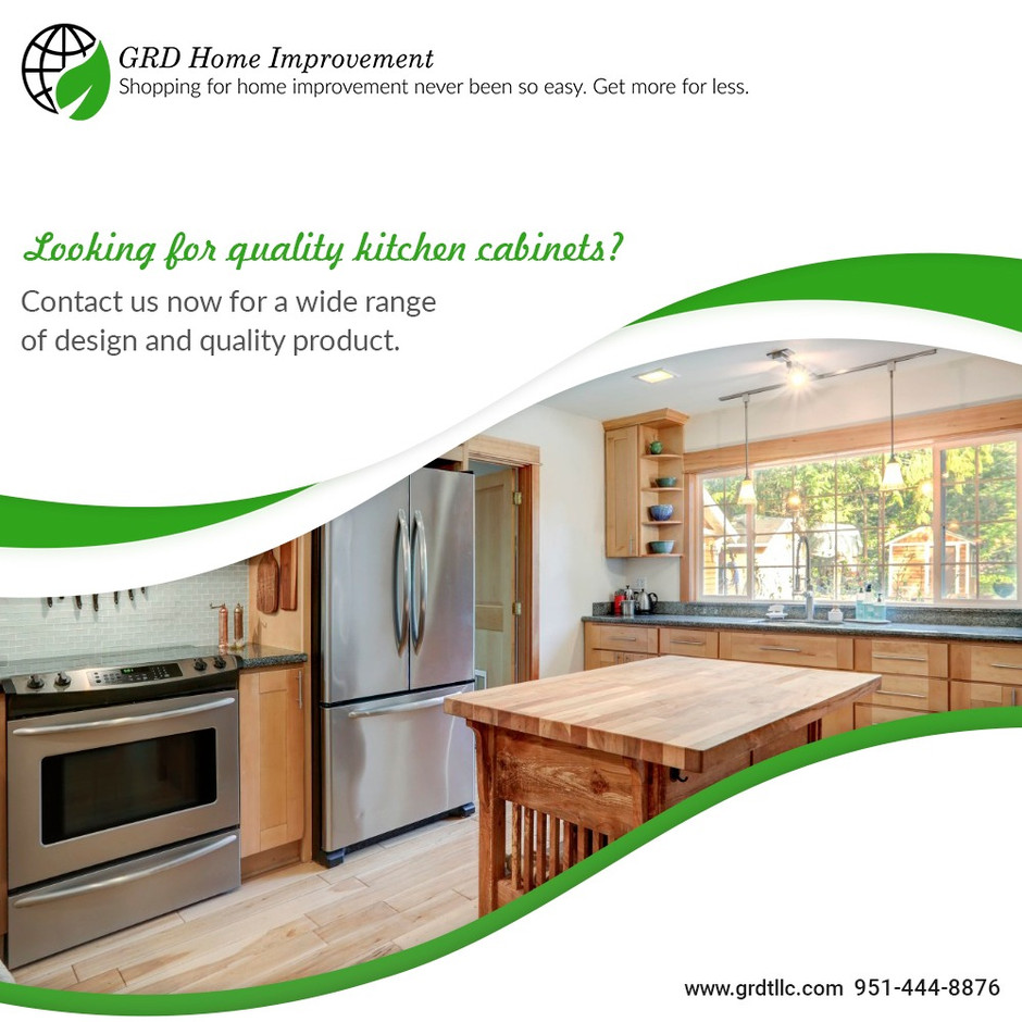 Functionality Of The Design Of Kitchen Cabinets