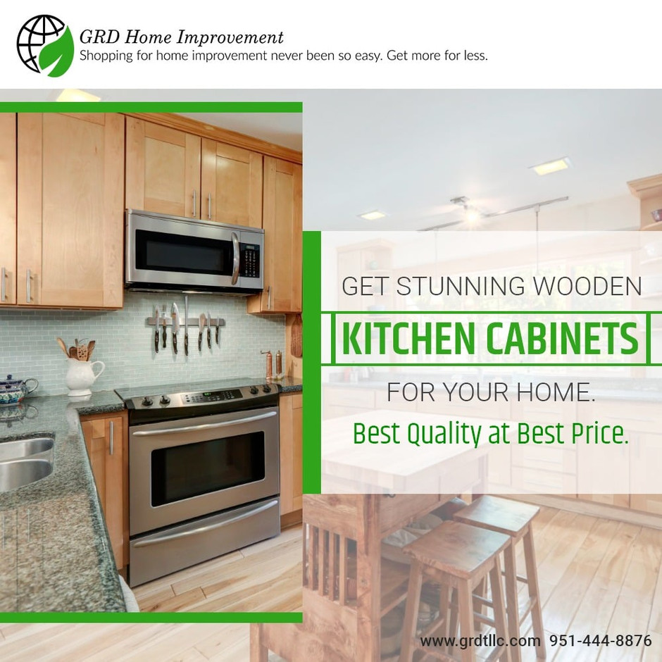 Kitchen Cabinets: Your Service Partner In The Kitchen