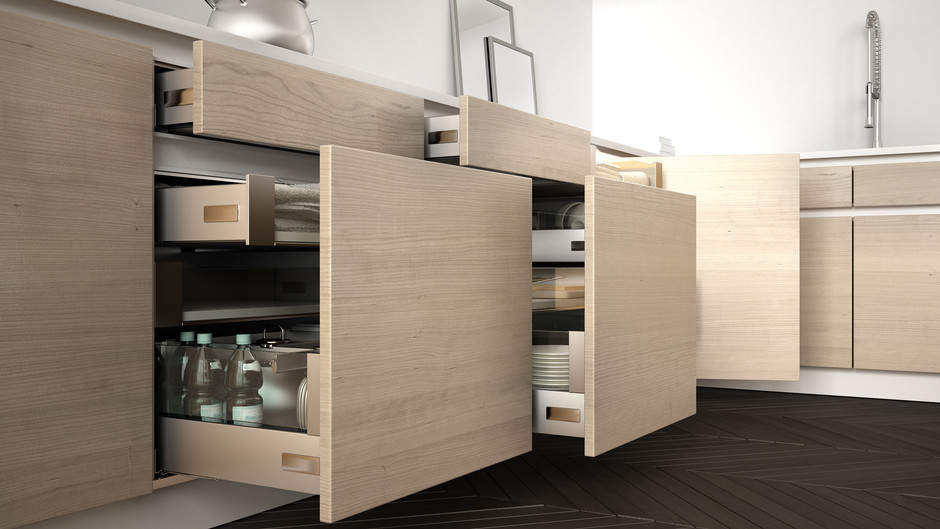 How to Hang Kitchen Cabinets: Tips from Ball Furniture