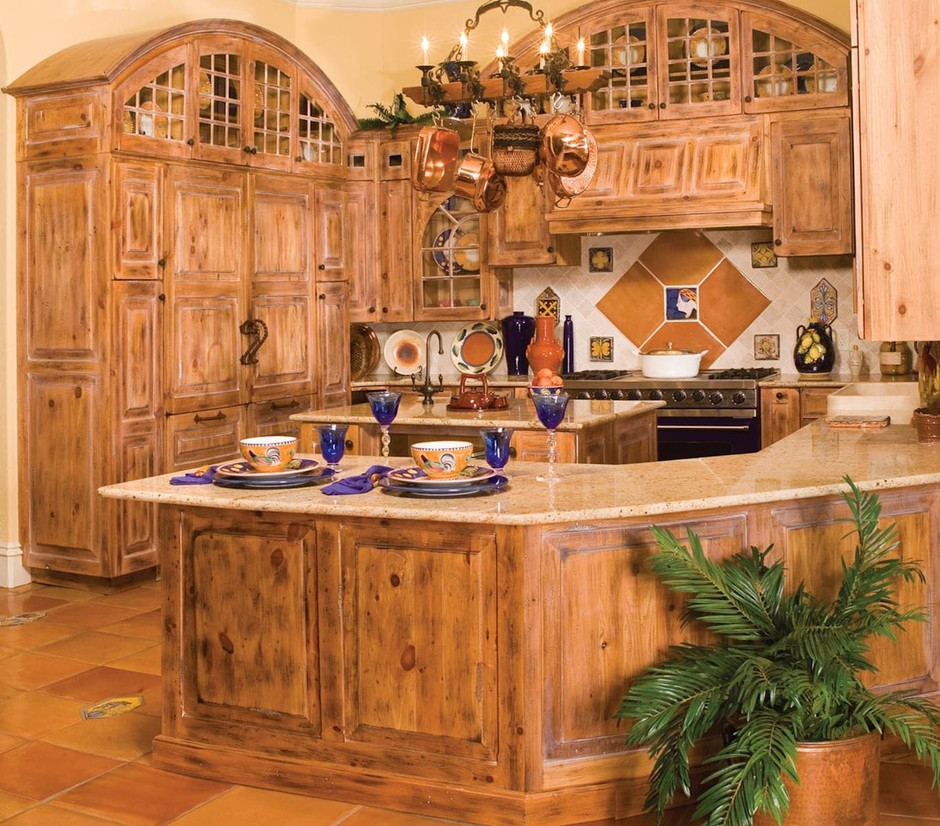 Why You Should Choose Solid Wood Cabinets For Your Kitchen?