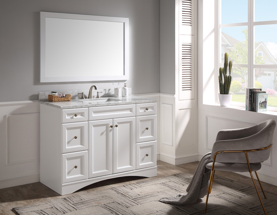 Exude Class With Excellent Bathroom Vanity Cabinet