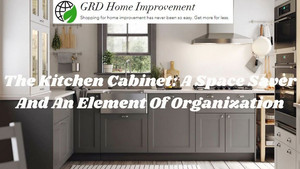The Kitchen Cabinet: A Space Saver And An Element Of Organization