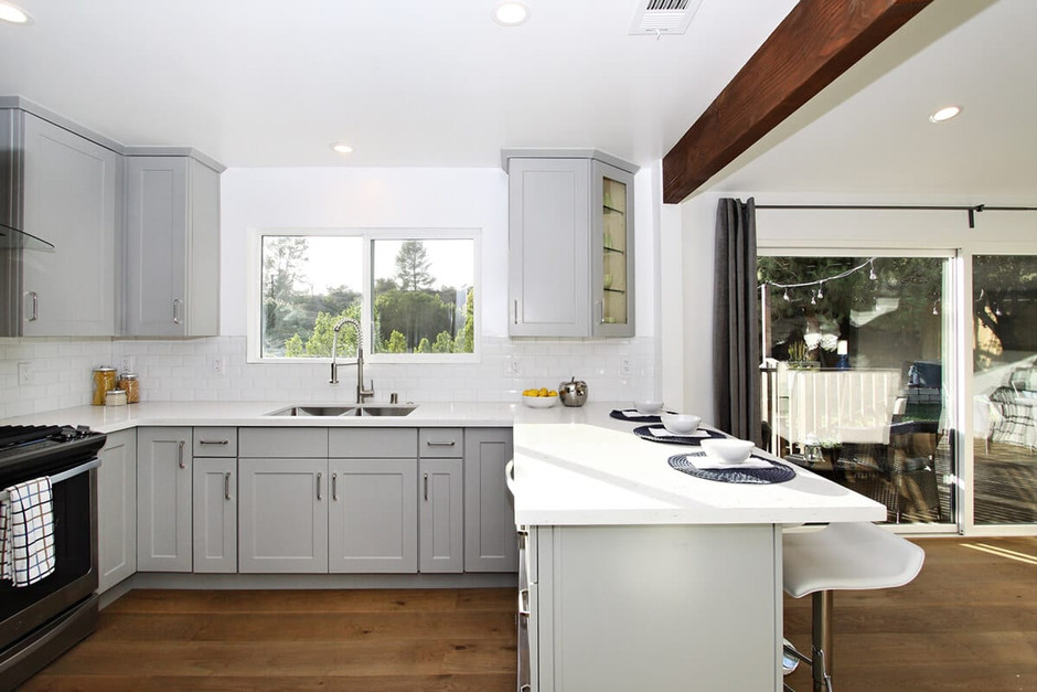 Kitchen cabinet mechanisms: ergonomic and comfortable furniture in your home