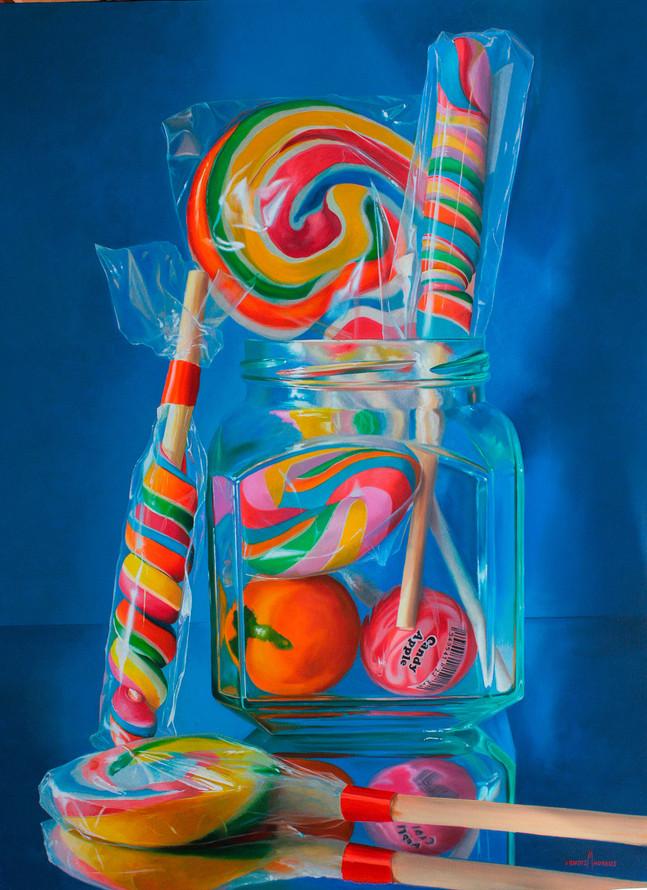 Sugar Lollypop.