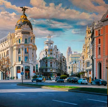 Madrid GranVia 1.