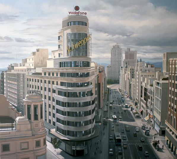 Edificio Sweppes.