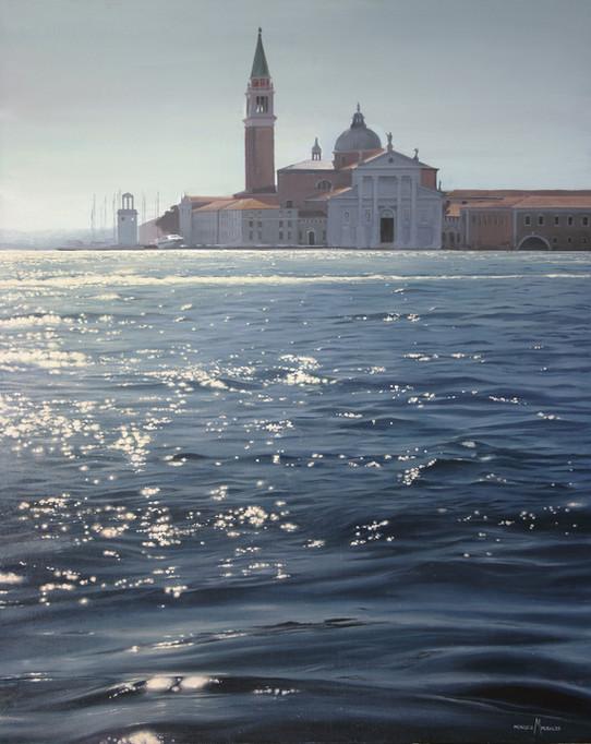 Primeras luces en Venecia.