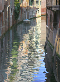 Reflejos en VeneciaII.