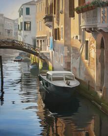 Reflejos en Venecia.