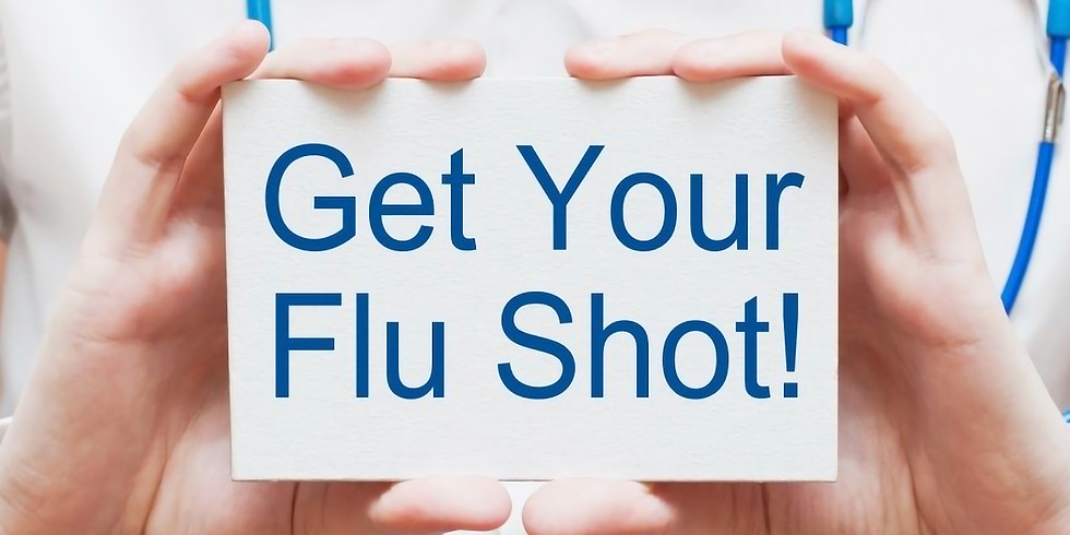 Flu Shot - Drive Thru
