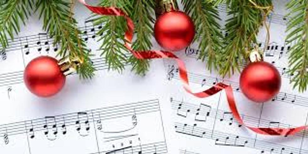 Christmas Concert  Fundraiser