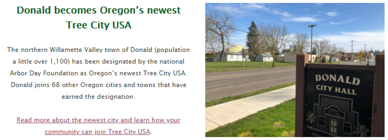 Tree City Article snip.png