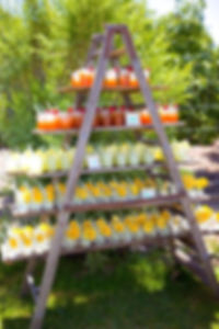 wedding ladder drink display.jpg