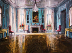 Vision of a Victoria Room 36x48