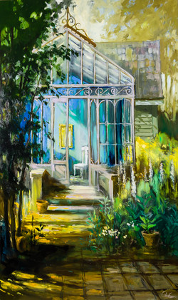 Victorian Greenhouse 60x36