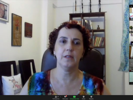 Jornada online de Focusing e ACP