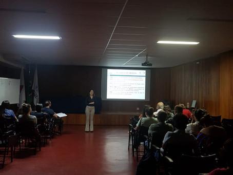 Aula Aberta sobre Focalização na Universidade Fumec/MG