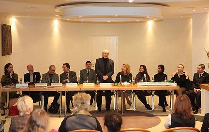 Jury Tanzolymp Berlin 2009