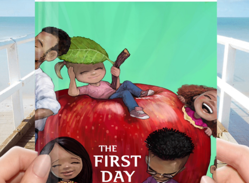 "Get your ""FREE""Audible audio-book of  The First Day of School."