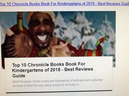 Top 10 Chronicle Books Book For Kindergartens of 2018 - Best Reviews Guide