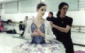 La Bayadere, Bavaria State Opera, Kusha Alexi, Caroline Llorca