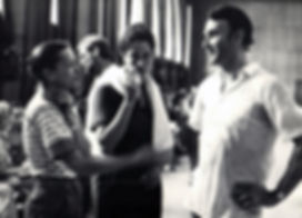 Varna International Seminar, 1985  Irina Kolpakova, Caroline Llorca and Pierre Lacotte