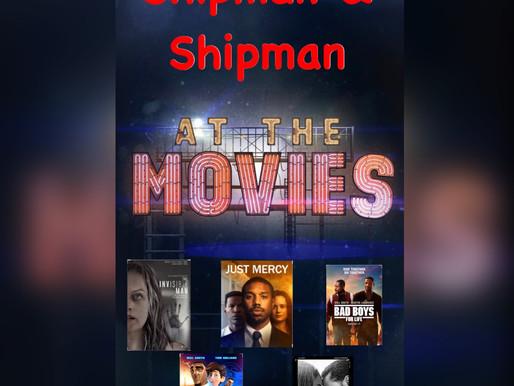 Shipman & Shipman@ The Movies 🎥 2020