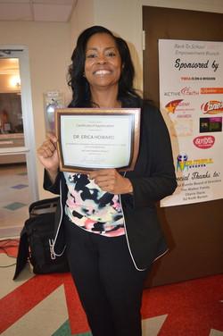 Dr. Erica Howard