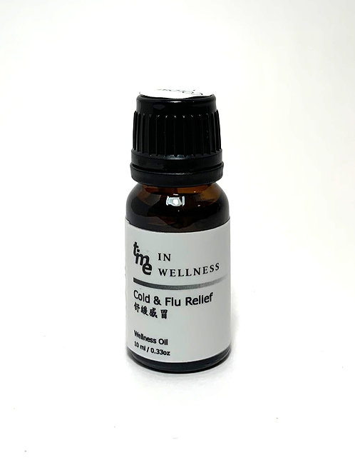 Cold & Flu Relief 10ml